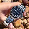 Fashion Men Quartz Watch Stainless Steel Business Watches