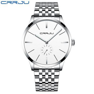 Hot Fashion Steel Band Mens Watch Durable Watch