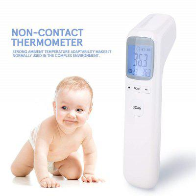 Non Contact 3-in-1 Infrared Forehead and Ear Thermometer  Children Adults Body Digital