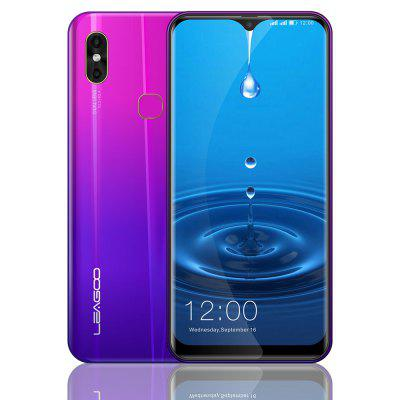 LEAGOO M13 Android 9.0 Smartphone  4GB RAM 32GB ROM MT6761 3000mAh Dual Cams 4G Mobile Phone