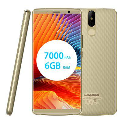 LEAGOO POWER 5 6GB 64GB Mobile Phone Android 8.1 7000mAh 13MP Camera wireless charging Smartphone Image