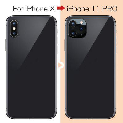 Mobile phone lens sticker for IPHONE X XS XS MAX