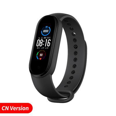 Original Xiaomi Mi Band 5 Smart Armband 1.1 AMOLED Bunte Heart Rate Fitness Tracker Bluetooth5.0
