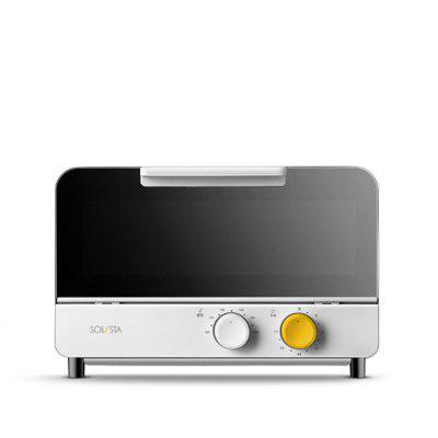 XIAOMI YOUPIN SOLISTA 12L  800W Mini Electric Kitchen Oven Muti-function Cooking