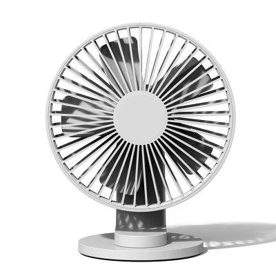 XIAOMI VH 4.5W 2 In 1 Clip-on Table Desktop USB Fan 90 Rotatable 3 Modes Wind Speed Cooling