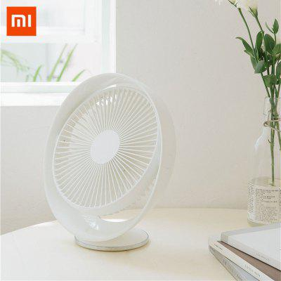 XIAOMI 3life 327 Desktop Fan Air Circulation Rechargeable Electric Fan Natural Wind USB