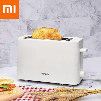 Xiaomi Youpin Pinlo Electric Bread Toaster Stainless Steel Bread Baking Maker Machine For Sandwich