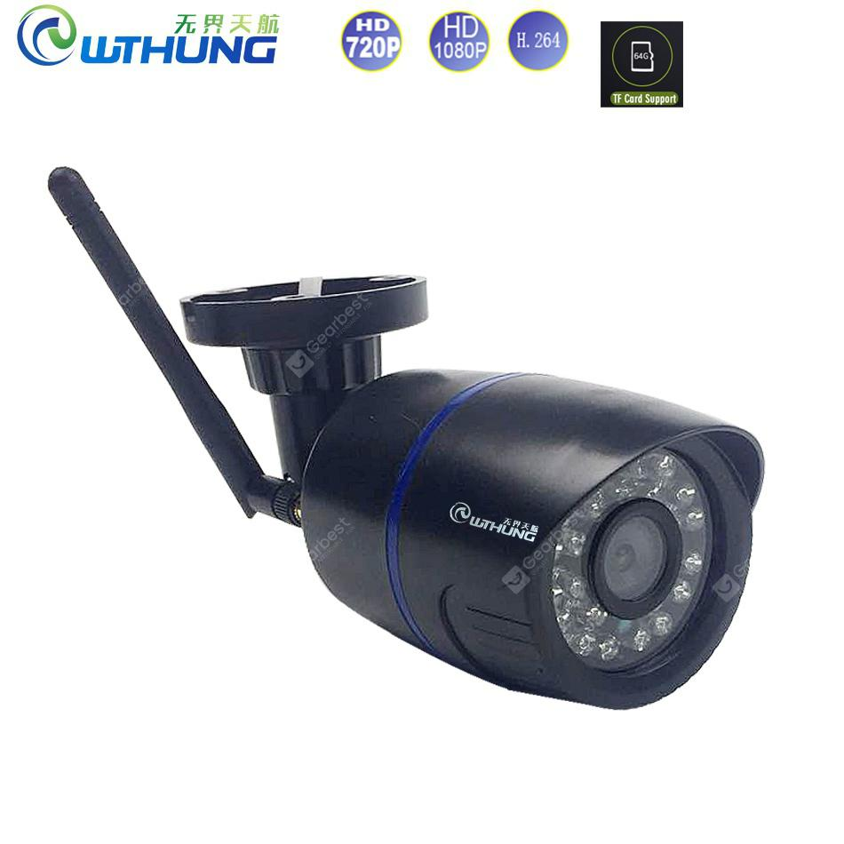 WTHUNG 1080P 720P Wireless Wired IP Came