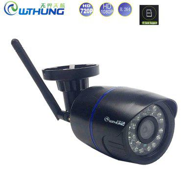 WTHUNG 1080P 720P Wireless Wired IP Camera Yoosee Wifi IP Camera Outdoor for CCTV Home security