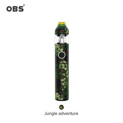 OBS KFB2 AIO Vape Pen Starter Kit Built-in 1500mAh Battery With 2ml Tank Mesh Coils Authentic