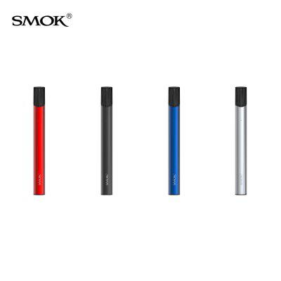 SMOK SLM Pod Kit Slim Stick Thick Vapor 250mAh Battery 0.8ml Pod Side Refill Cartridge Vape Pen Kit