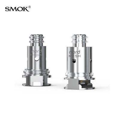 SMOK Nord Coils 0.8ohm 1.4ohm Regular Ceramic Coil for MTL Vaping Replacment Head For Nord Pod Kit