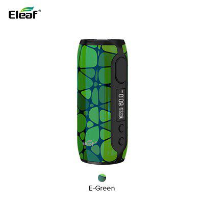 Eleaf iStick Rim Mod Built in 3000mAh Max 80W QC3.0 Quick Charge Vape Box Battery Box