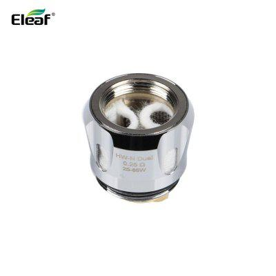 PRICE FOR 2 PACKS Eleaf HW-N Coil 0.25ohm Replacements For Ello Duro Vate iStick Pico S iJust 3 Kit