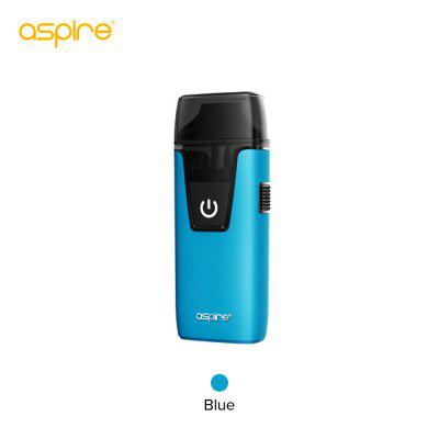 Aspire Nautilus AIO Vape Kit Built in 1000mAh battery 4.5ml Tank Pod Fit Nautilus BVC 1.8ohm Coil