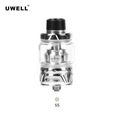 Uwell Crown 4 Tank 6ml Crown IV Atomizer Patented Self-cleaning Technology with Dual SS904L Coil FDA
