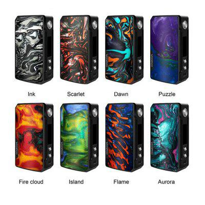 VOOPOO Drag 2 Mod 177W TC Box  Powered by Dual 18650 Batteries with OLED Screen