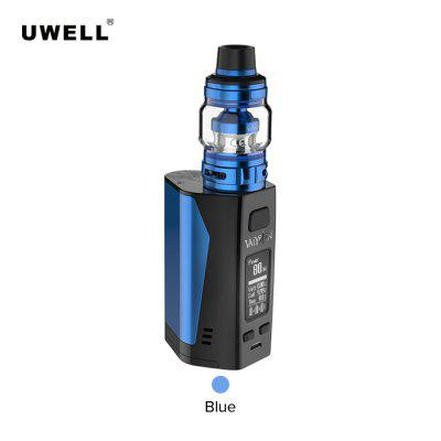 Uwell Valyrian 2 Starter Kit with Sub Ohm Tank FDA Package 6ml