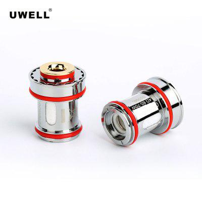 Uwell Crown 4 Dual SS904L Coil FDA Package 0.2ohm 4PCS Pack