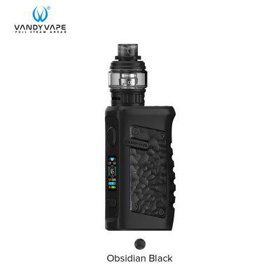 Vandy Vape Jackaroo 100W Kit Waterproof Mod With 3.5ml Tank and Extra 5ml Bubble Glass Authentic