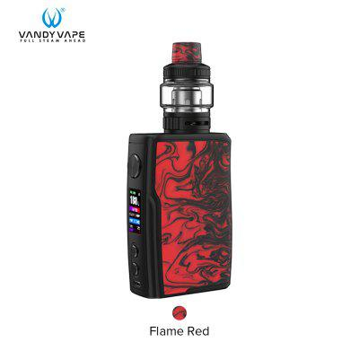 Vandy Vape Swell Waterproof 188W Starter Kit G10 Resin Panel 10 Colors Authentic Vandyvape