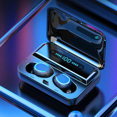 Free Shipping ZIYA F9-5 TWS Wireless Earbuds Bluetooth 5.0 Earbuds Touch Earphones Stereo