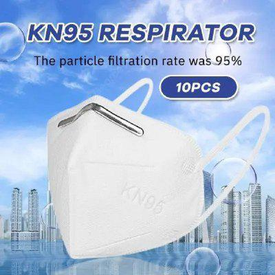 N95 Respirator Face Mask  Anti Pollution PM2.5 Mouth Non-Medical