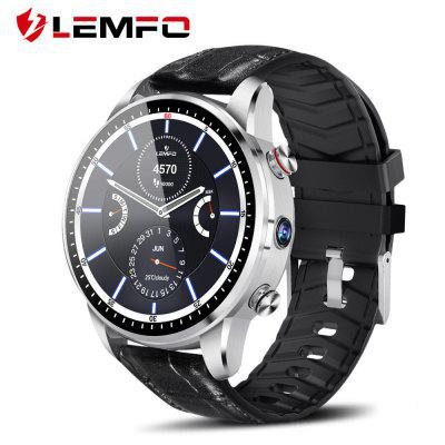 LEMFO LEF3 Smart Watch Android 7.1 GPS Smartwatch Men LTE 4G Smart 1GB 16GB Memory with 2MP Camera
