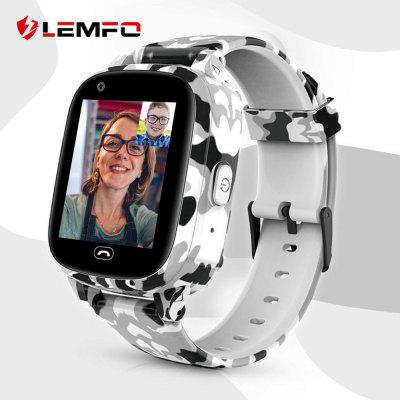 LEMFO LEC2 Pro 4G Children Smart Watch IP67 Waterproof SOS Support Shooting Video