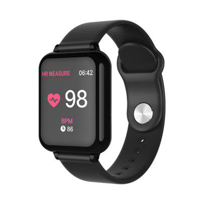 LEMFO B57 Smart Watch Pedometer Multi-scale Heart Rate Fitness I5 Smartwatch