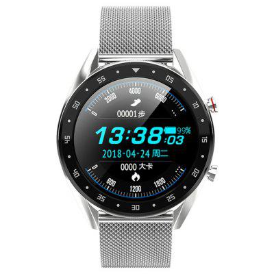 LEMFO L7 PPG ECG Smart Watch IP68 Waterproof Bluetooth Call Heart Rate Android IOS