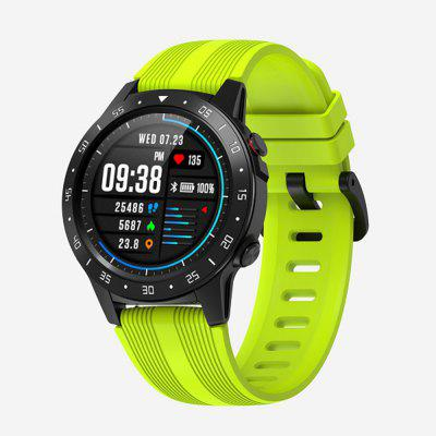 LEMFO M5S GPS Smart Watch Independent Map Call Heart Rate Monitor IP67 Waterproof Image