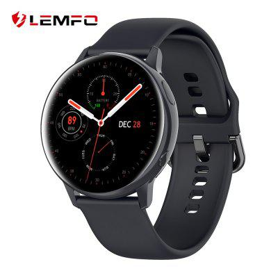 LEMFO SG2 Full Touch Amoled 390 x 390 HD ECG Screen Smart Watch