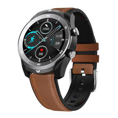 LEMFO DT79 ECG Smart Watch Man IP67 Waterproof Bluetooth Call HD Resolution 560Mah Large Battery Image