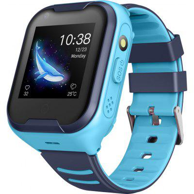 LEMFO A36W Children Smart Watch Measuring Temperature Video Micro Chat SOS One-Click For Help Image