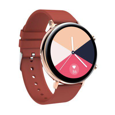 LEMFO GW33 Smart Watch Active Female Bluetooth Call Heart Rate ECG Monitor Step Sleep Tracker Image
