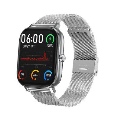 LEMFO DT35 Smart Watch 2020 ECG PPG HRV Measurement Technology Bluetooth Call Mens Women Smartwatch GTS