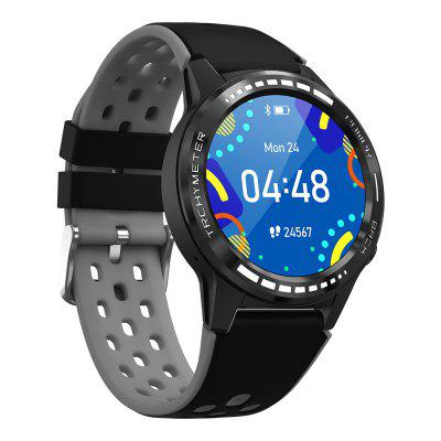 LEMFO M7S Smart Watch Men 2020 built-in GPS pressure heart rate blood pressure monitor SIM call Smartwatch for Android IOS Image