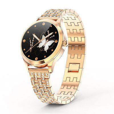 LEMFO LW07 Health Monitor Fashion SmartWatch Message Whatsapp Reminder Smartwatch Lady Gift