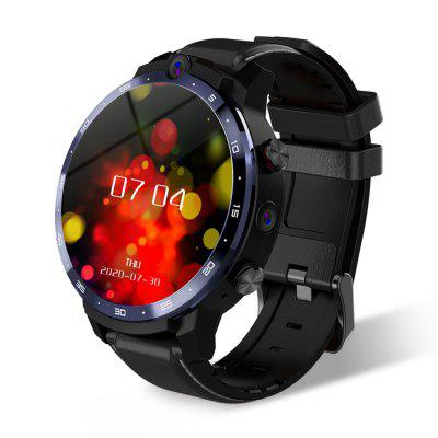LEMFO LEM12 Pro 4G 64G Smart Watch 4G 1.6 inch 400 x 400 Resolution Wireless Projection Android 10 Face ID Dual Camera LEM12pro Image