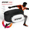 IGPSPORT HR40 Dual Frequency Ant  Heart Rate Monitor Belt Bluetooth Fitness Running Bike Computer