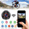 LYKRY Sports DV Camera 1080P HD Video IP68 Waterproof WiFi Outdoor Sports Camera Portable fixed