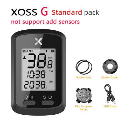 XOSS Bike Computer  Wireless GPS Speedometer Waterproof Road Bike MTB Bicycle Bluetooth ANT