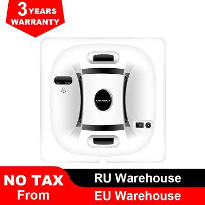 Liectroux Window Cleaning Robot X6 Anti-falling Remote Control Auto Glass Washing