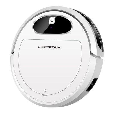 LIECTROUX 11S Robot Vacuum Cleaner Wifi App Control Electric Control Air Pump Water Tank Image