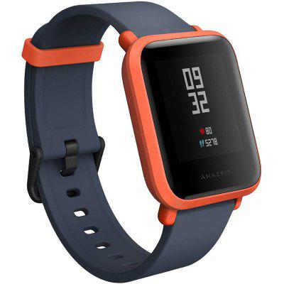 Xiaomi Amazfit smartwatch by Huami with All Day Heart Rate Activity Tracking Sleep Monitoring GPS