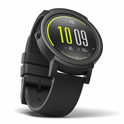 Ticwatch E Smartwatch-Shadow 1.4 inch OLED  Compatible with iOS and Android Google Assistant Image