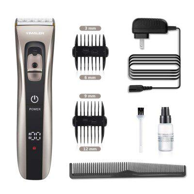 Hair Clippers Cordless Hair Trimmer for Men Electric Hair Cutting Kit Shaver with USB