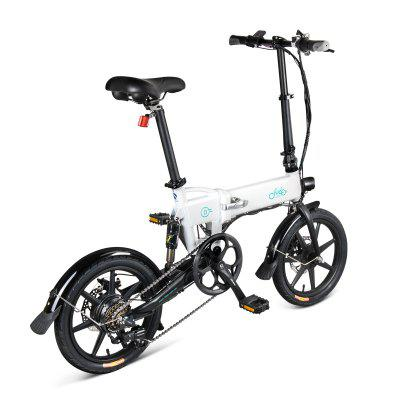 D2S  FIIDO  Shifting Version Folding Moped Bike Electric Bicycle Variable speed Adjustable Height Image