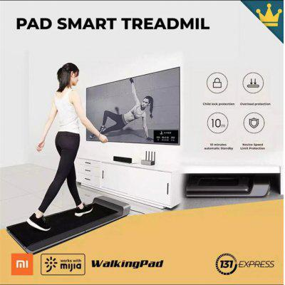 WalkingPad A1 Treadmill Smart Electric Foldable Walking Machine By Xiaomi Mijia Ecosystem - Gray EU